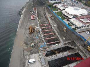 Yapı Merkezi - Tüp Geçiş Projesi